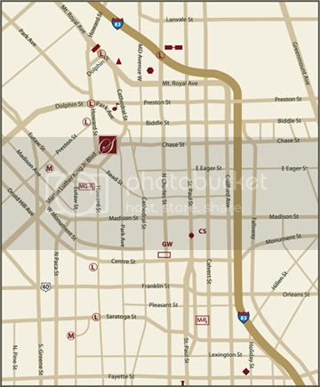 Neighborhood Map: Click to Download PDF