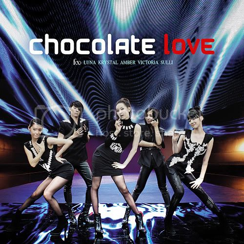 Chocolate Love by f(x)