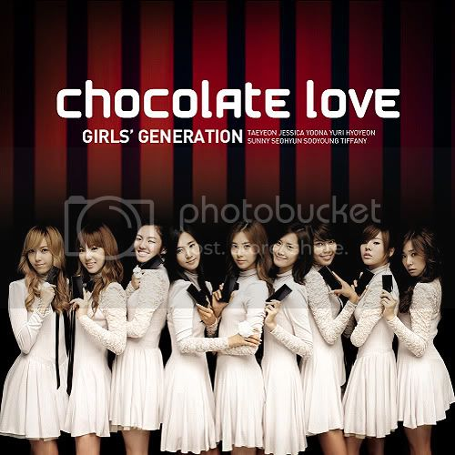 Chocolate Love by Girls' Generation