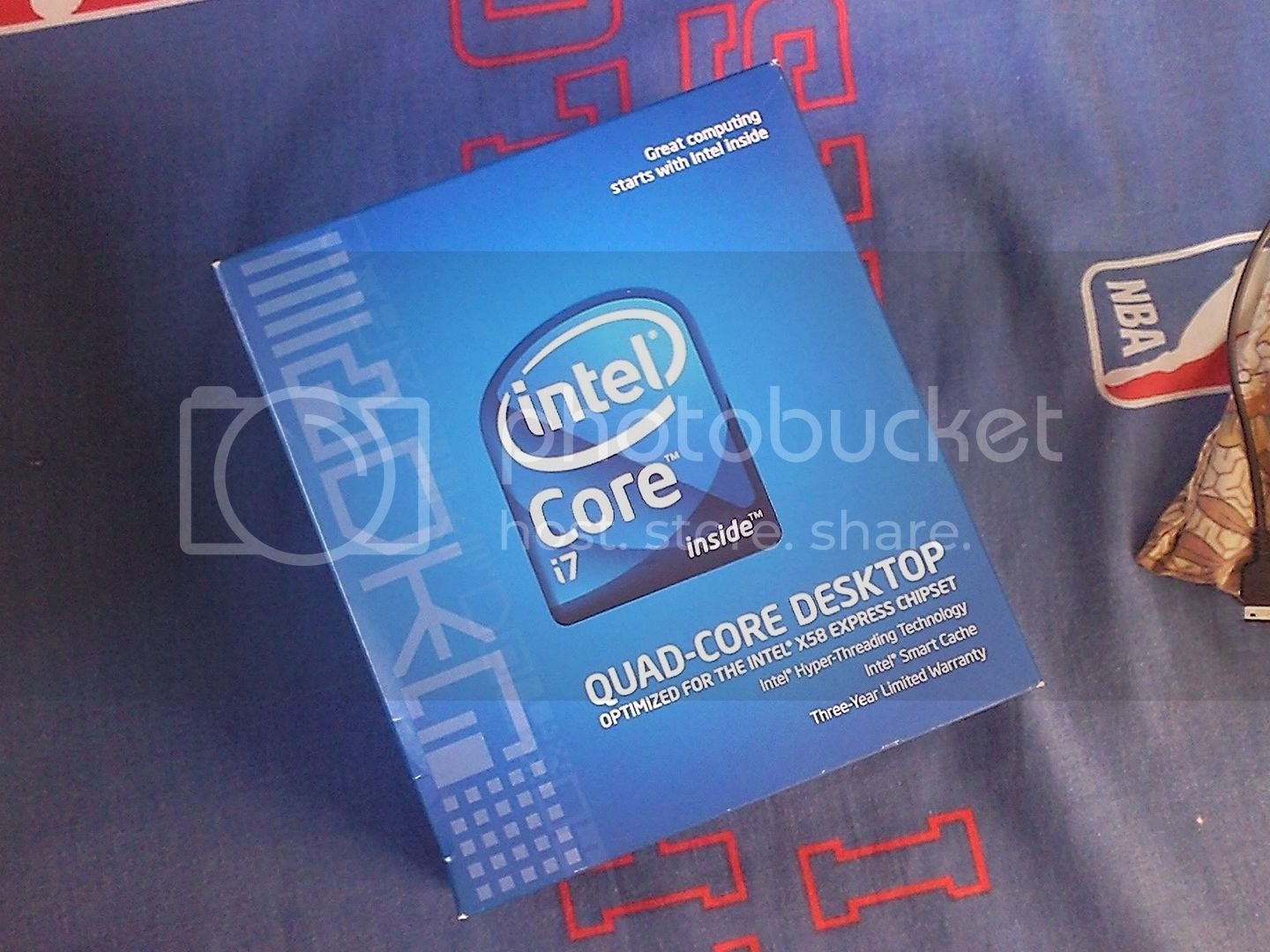 Core i7 920 Box